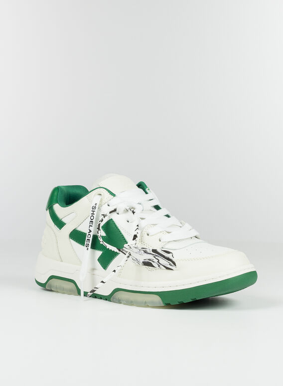 SCARPA OOO OUT OF OFFICE, 0155WHITE/GREEN, medium