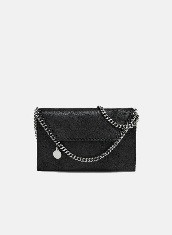 POCHETTE  FALABELLA, 1000BLACK, medium