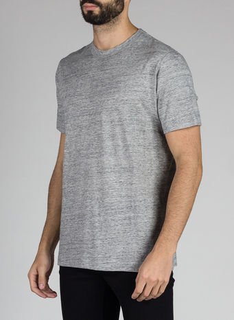 M T-SHIRT I17, 92GREY, small