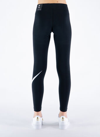 LEGGINGS SPORTSWEAR ESSENTIAL, BLACKWHITE, small