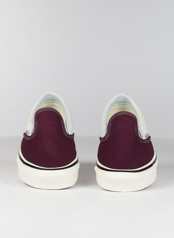 SCARPA SLIP ON, BORDEAUX, small
