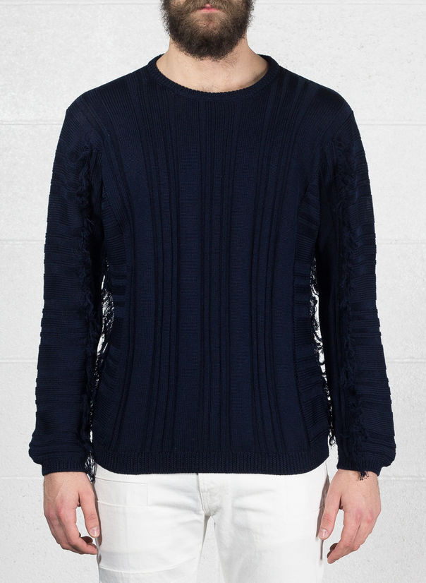 MAGLIONE, BLUE, large