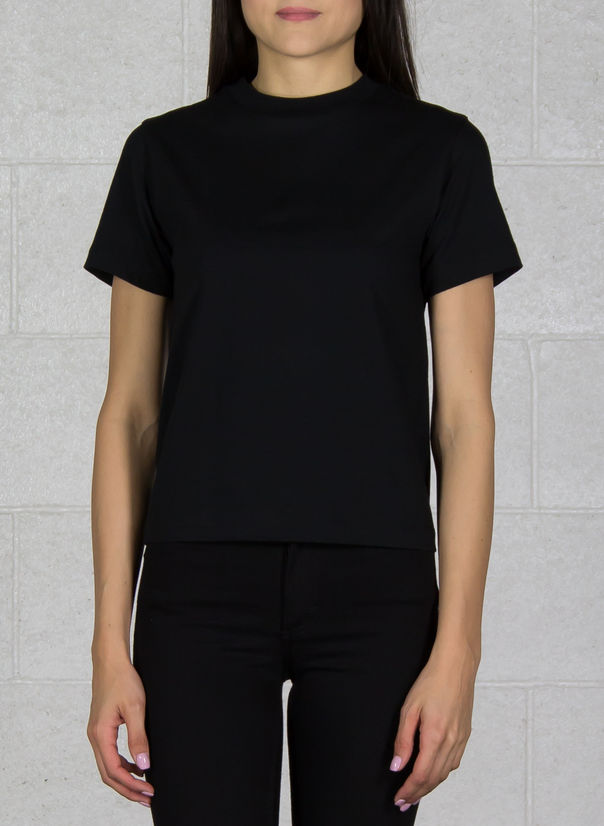 T-SHIRT YOHJI LOVE TUBULAR SS TEE, BLACK, large