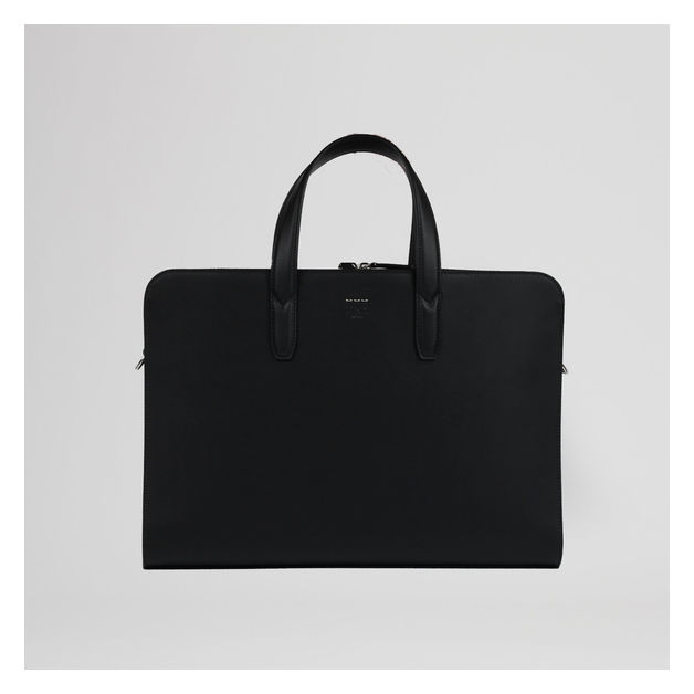 BORSA PORTA DOCUMENTI, F0GXNBLACK, medium