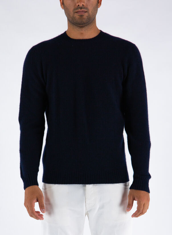 MAGLIONE DOLCEVITA, 890NAVY, large