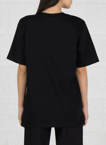 T-SHIRT PIETRE, NERO, small
