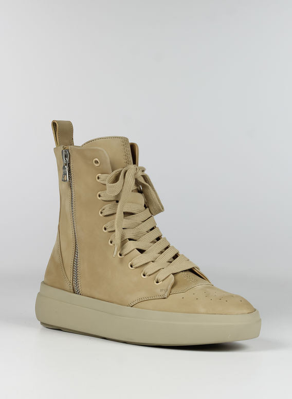 SCARPA ALPHA HIGH, TAN, medium