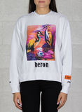 FELPA PRINTED CREWNECK, WHITE/MULTI, thumb