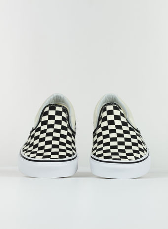 SCARPA CLASSIC SLIP-ON CHECKERBOARD, CHECK, small