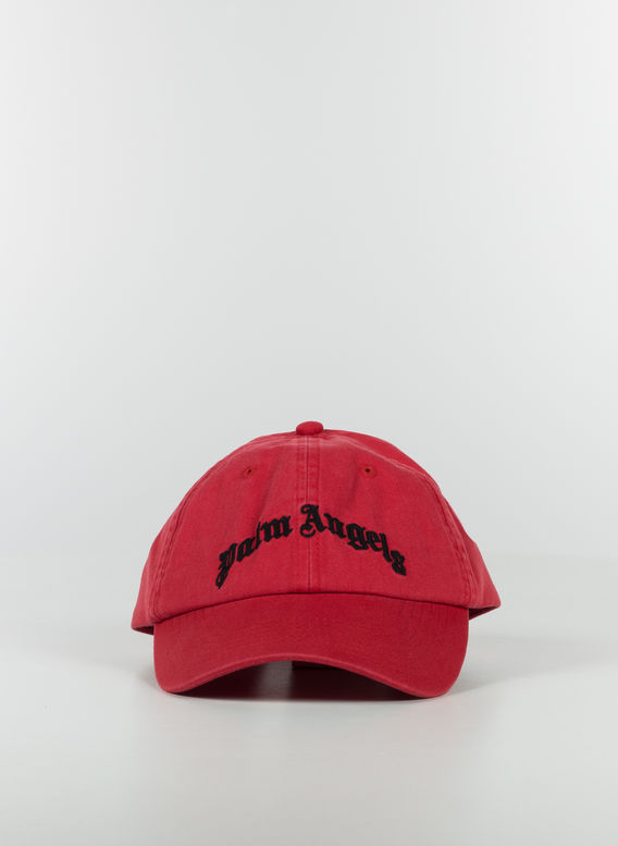 CAPPELLO ARCH LOGO, RED/BLACK, medium