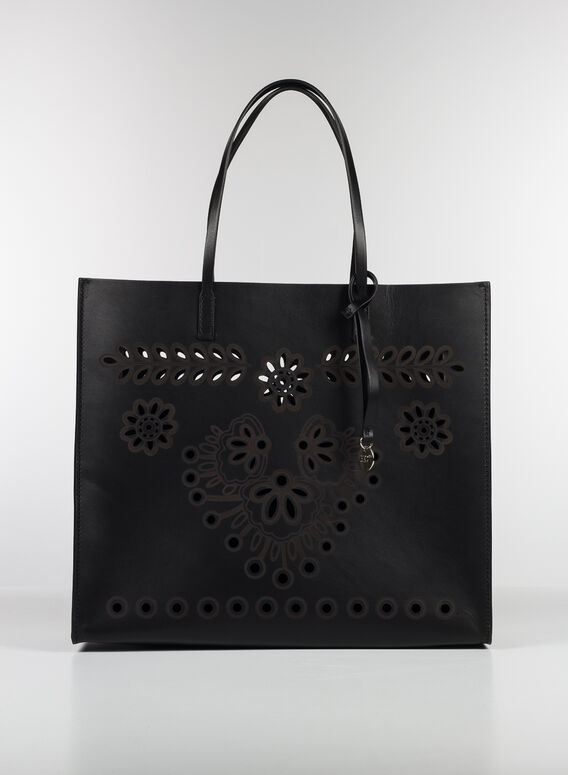 BORSA TOTE, 0NONERO, medium