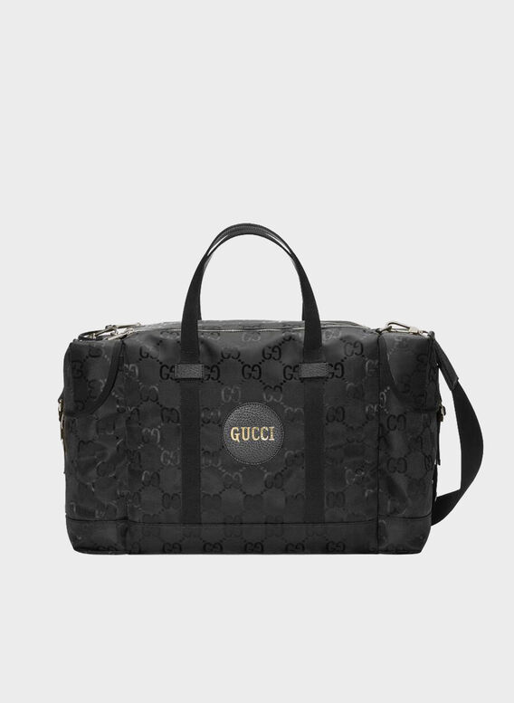 BORSA DA VIAGGIO GUCCI OFF THE GRID, 1000BLKBLKBLK, medium