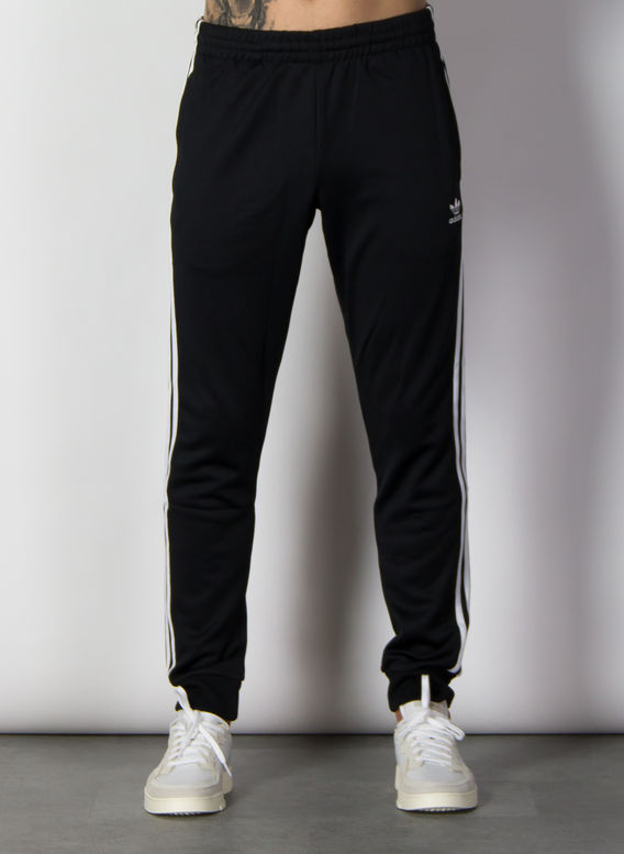 TRACK PANTS SST, COREBLACK, medium