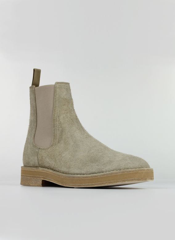 SCARPA CHELSEA BOOT SUEDE, GRAPHITE, medium