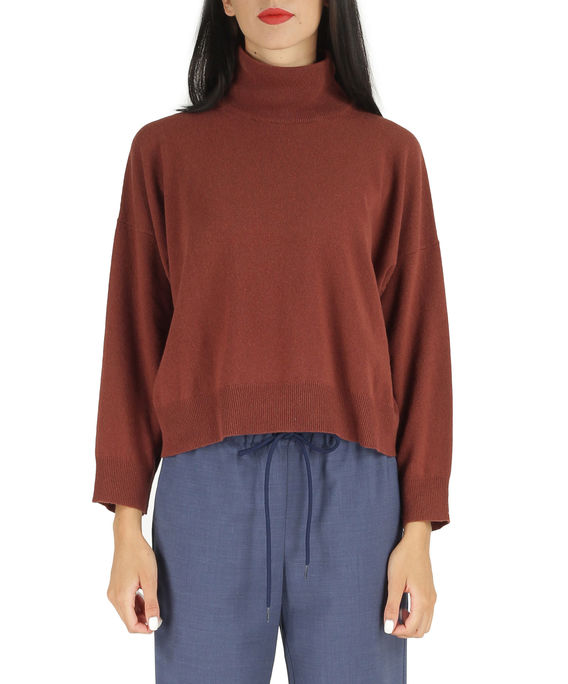 MAGLIA CORTA A/W 17, C0267RUGGINE, medium
