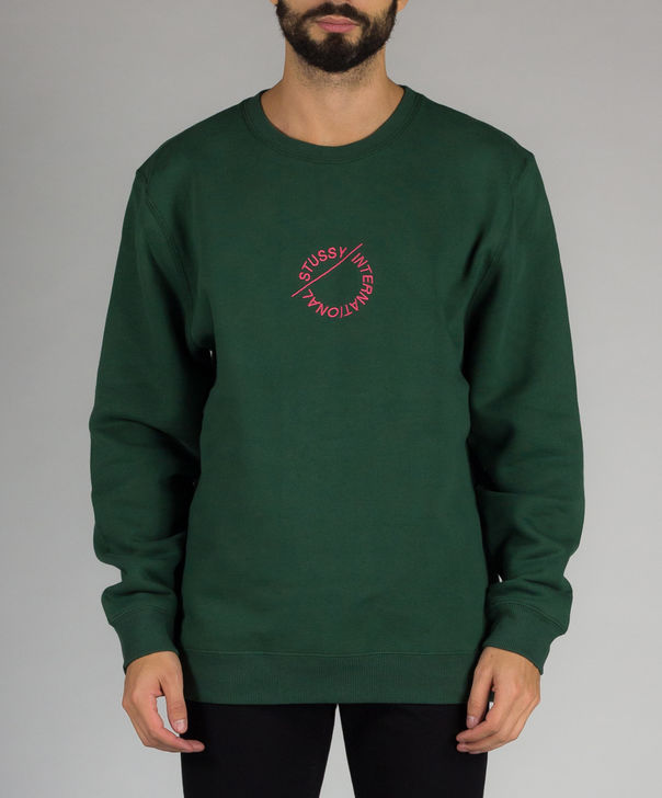 M FELPA I17, FORESTGREEN, large