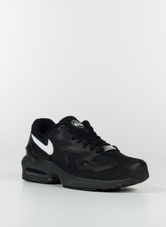 SCARPA AIR MAX2 LIGHT, BLACK/WHITE, medium