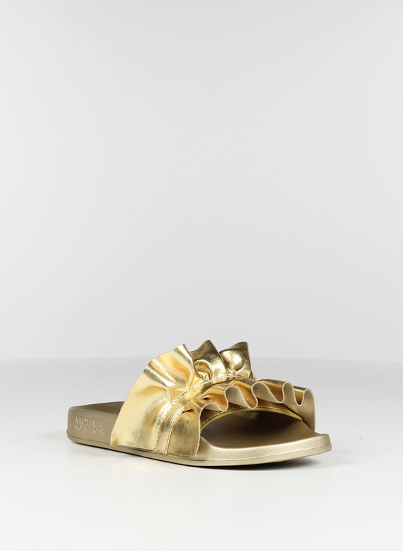 SANDALO SLIDE, 740PALEGOLD, medium