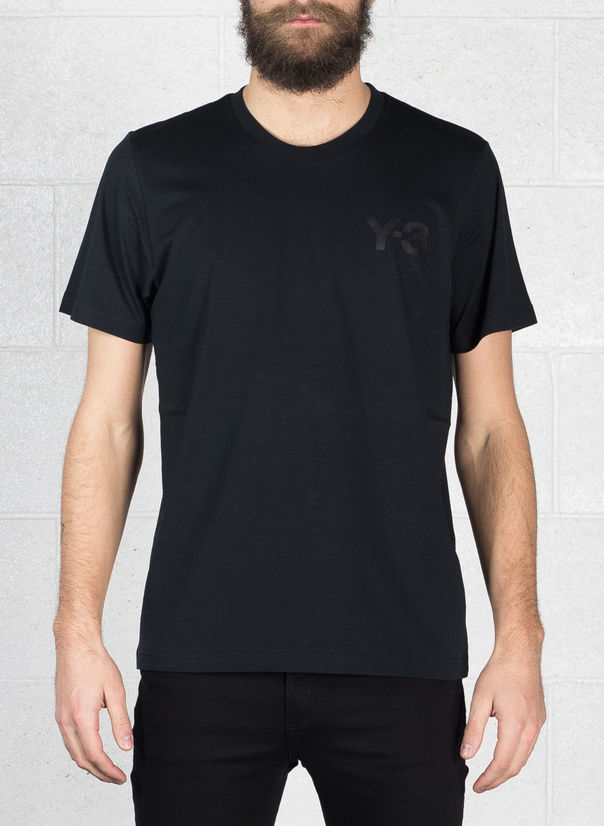 T-SHIRT Y-3 CLASSIC TEE, BLACK, large