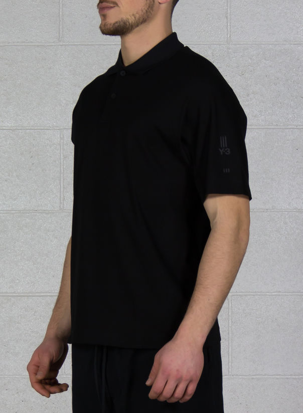 POLO NEW CLASSIC, BLACK, large