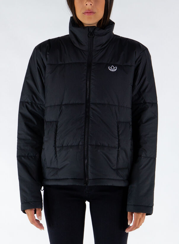 GIACCA SHORT PUFFER, BLACK, large