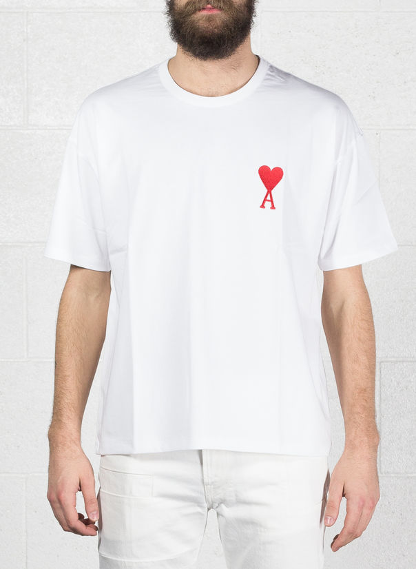 T-SHIRT BIG AMI DE COEUR, 100WHITE, large