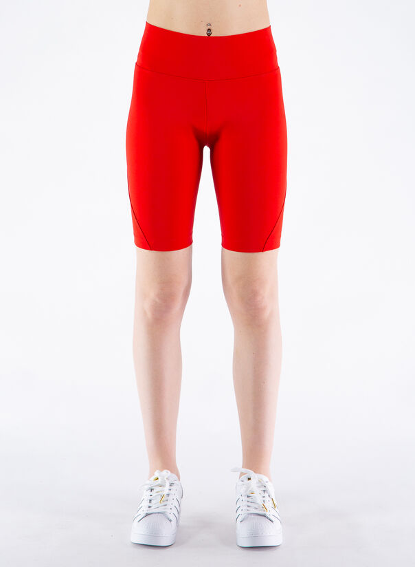 THIGHT SHORT CLASSIC, SCARLET, large