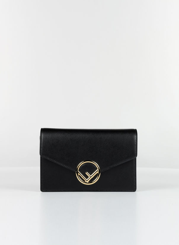 BORSA CHAIN WALLET, F0KURBLACK, large