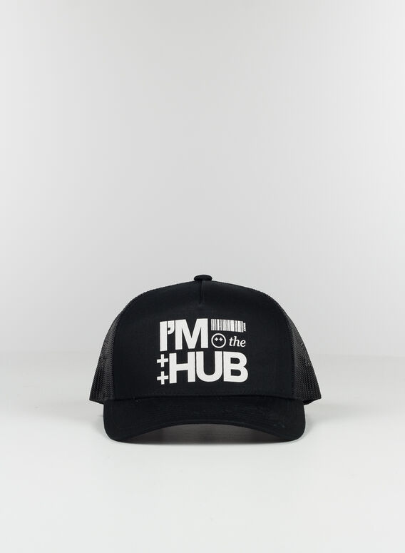 CAPPELLO I'M THE HUB, BLACK, medium
