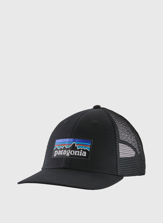 CAPPELLO P-6 LOGO LOPRO TRUCKER, BLK(BLACK, medium