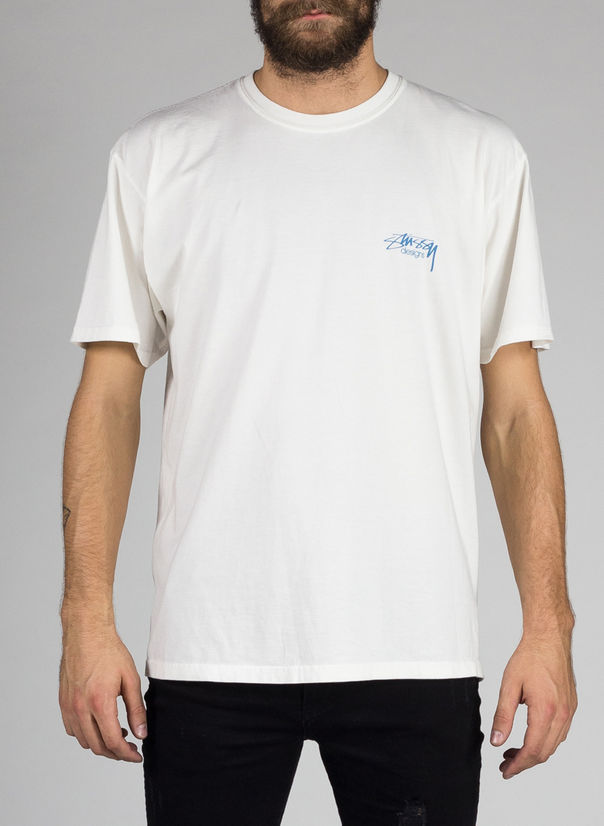 M T-SHIRT I17, WHITE, large