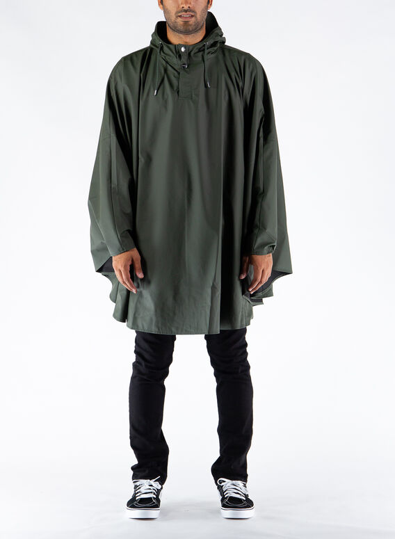 GIUBBOTTO CAPE, GREEN, medium