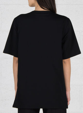 T-SHIRT RANE, NERO, small