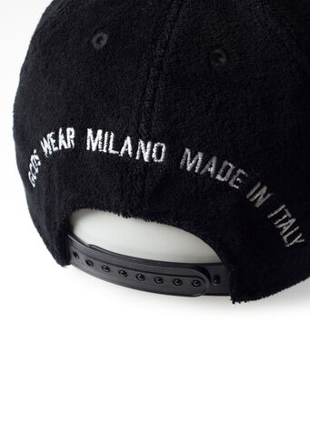 CAPPELLO BASEBALL, BLACK, small