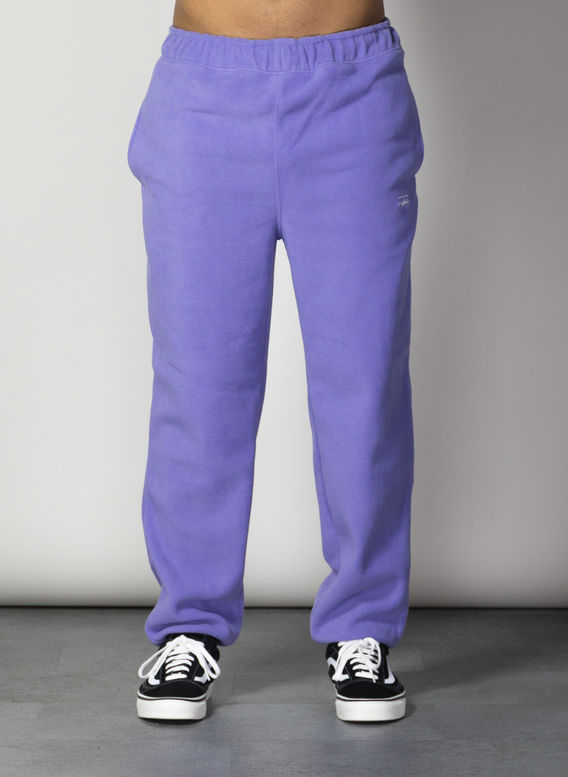 PANTALONE BASIC POLAR FLEECE, VIOLET, medium