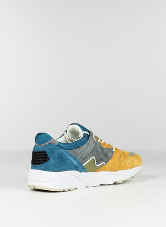 SCARPA ARIA, BLUECORAL/GOLDENROD, small