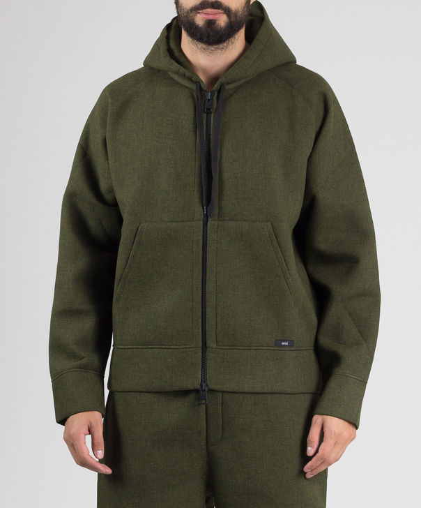 M FELPA I17, KHAKI/BLACK.356, large