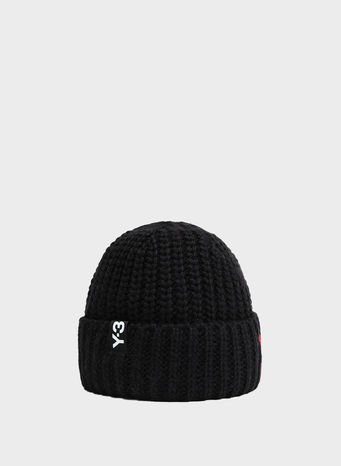 CAPPELLO YOHJI, BLACK, small