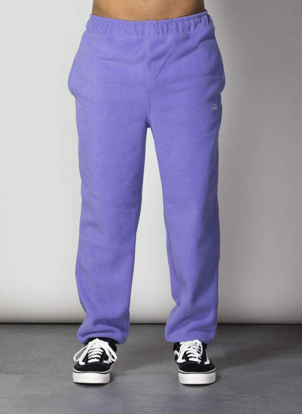PANTALONE BASIC POLAR FLEECE, VIOLET, large