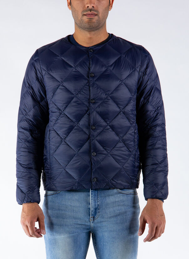 GIUBBOTTO TRAPUNTATO, NAVY, large