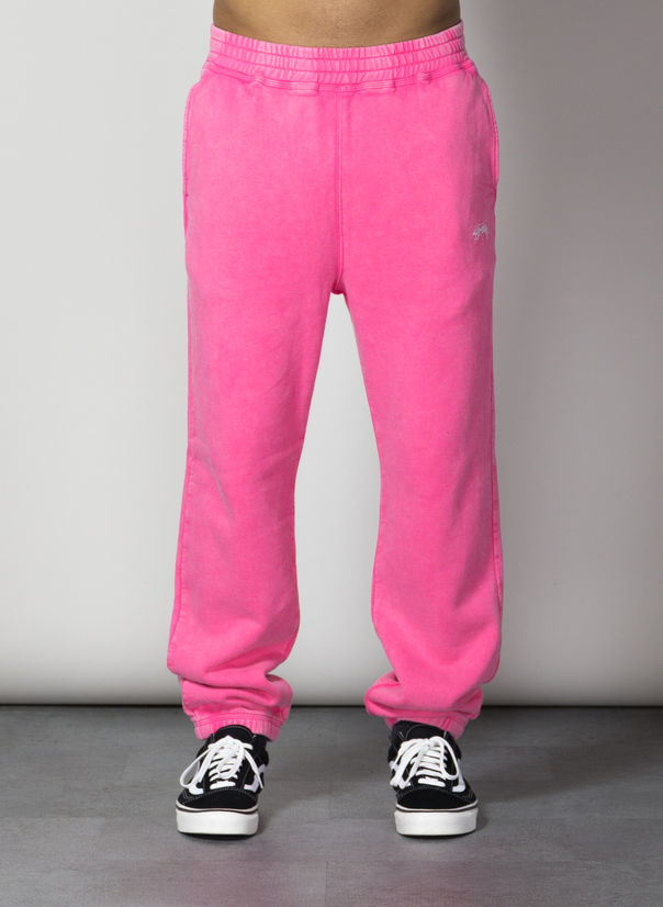 PANTALONE STOCK FLEECE, HOTPINK, large