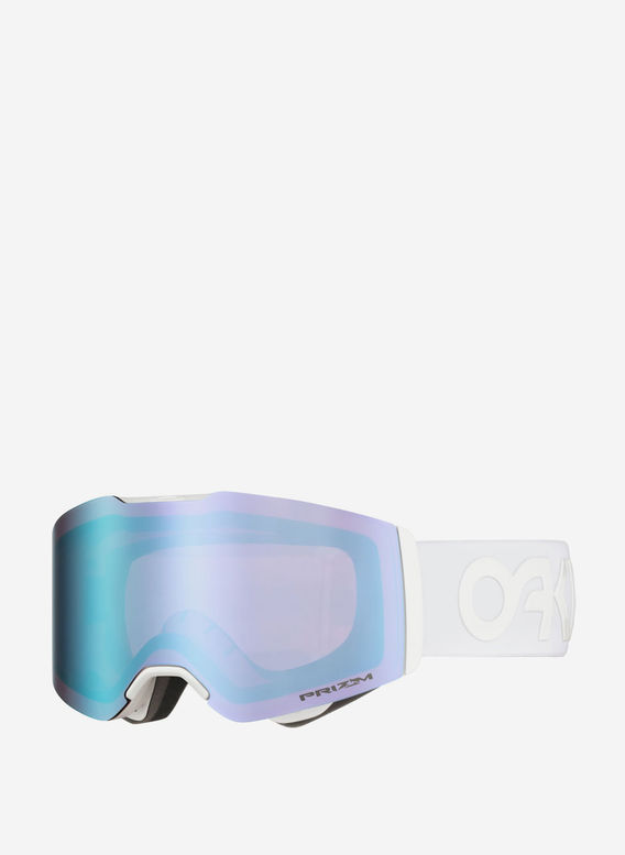 MASCHERA FALL LINE, WHITEOUT/PRIZMSAPHIR, medium