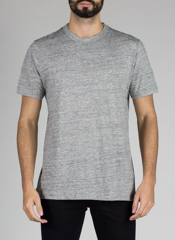 M T-SHIRT I17, 92GREY, large