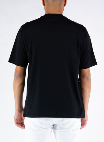 T-SHIRT LETCHFORD, BLACK, small