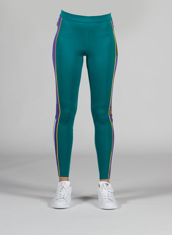 LEGGINGS PHARRELL WILLIAMS HU HIKING, EQTGREEN, small