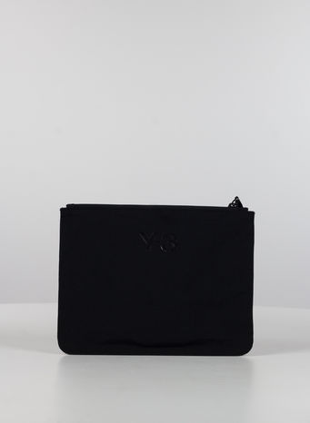 POUCHETTE Y-3 POUCH, BLACK, small