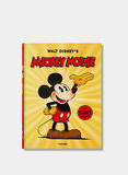 LIBRO MICKEY MOUSE,THE ULTIMATE HISTORY, WHITE, thumb