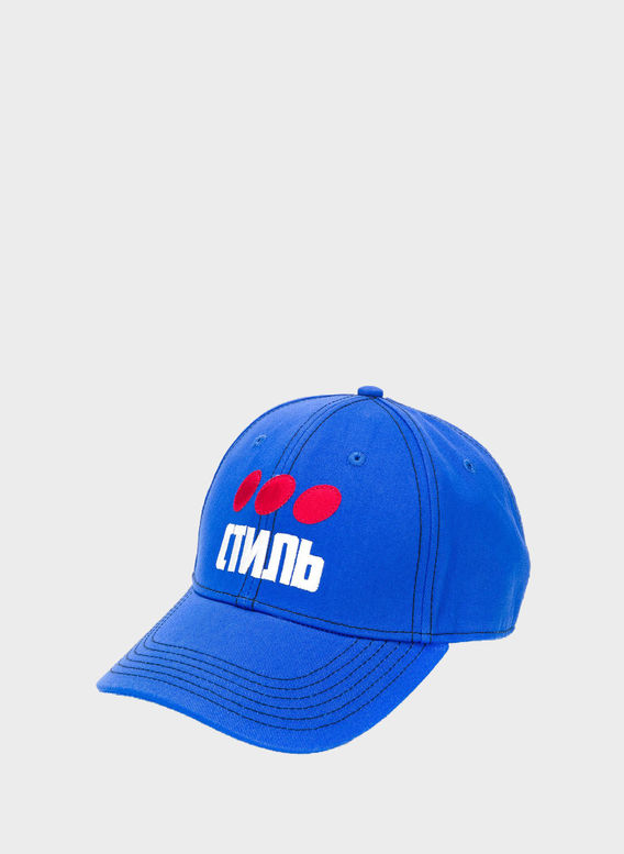 CAPPELLO DOTS CTNMB CAP, BLUE/MULTI, medium