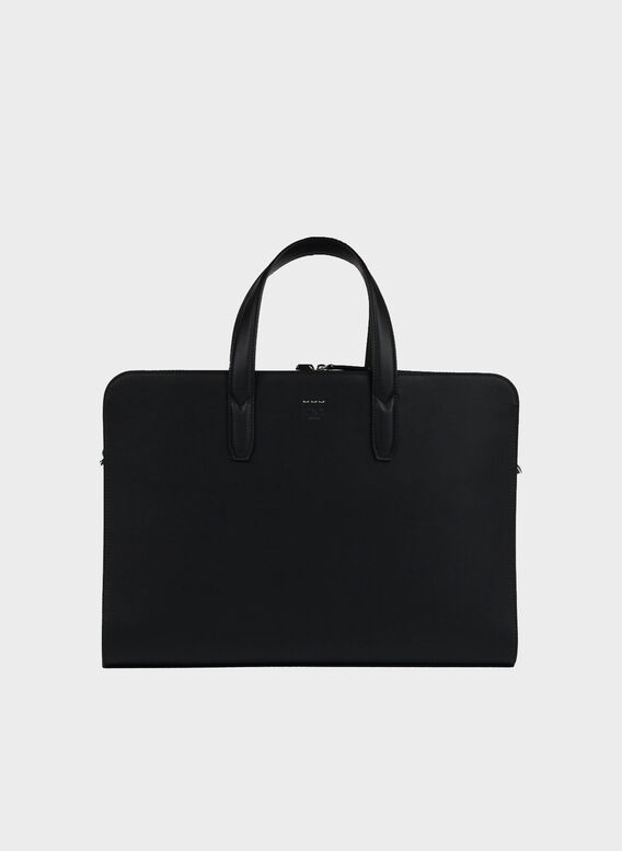BORSA BRIEFCASE, F0GXNBLACK, medium