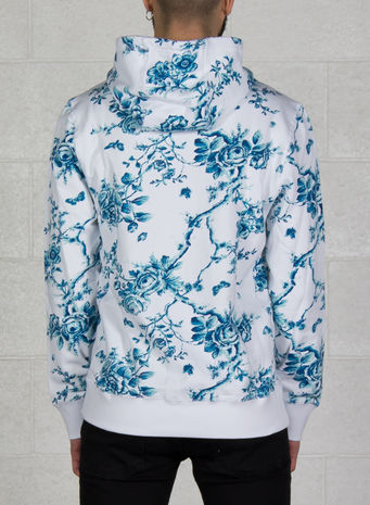 FELPA HIGHLINE HOODIE, WHITE, small